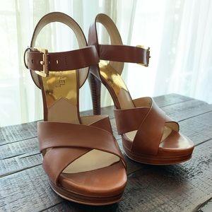 Michael Kors heel sandal size 7M